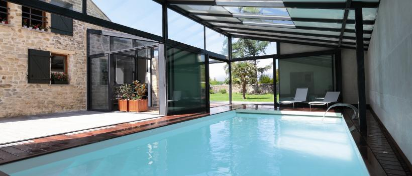 piscine int�rieure design