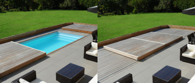 couverture terrasse mobile piscine
