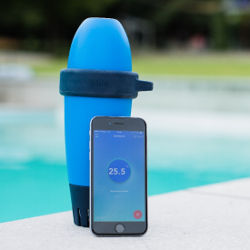 analyseur piscine intelligent blue