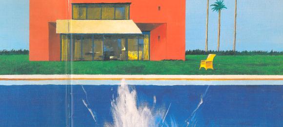 Couverture du catalogue 2003, patrimoine piscine Piscinelle